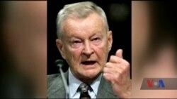Бжезінський закликав американців не забувати про Україну - спадщина видатного дипломата. Відео