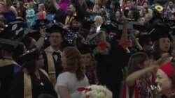 Graduation Day at Gallaudet University Opens New Opportunities for Graduates