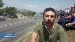 Gazeteci Mustafa Özdemir Caracas'tan Bildiriyor