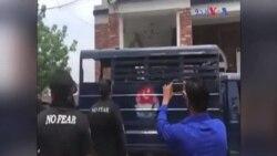 ایم این اے جمشید دستی پر پولیس کا مبینہ تشدد