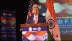 克里呼籲印度在國際上承擔更大責任