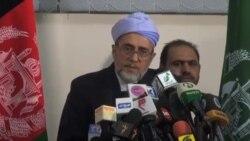 ذبیح الله مجددی منشی حزب نجات ملی افغانستان
