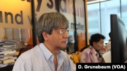 Malaysiakini Editor In Chief Steven Gan has been arrested and the news site's offices has been raided by police numerous times.