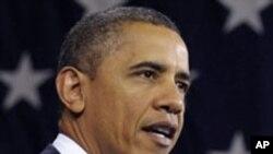 صدر اوباما کو ری پبلکن حریف رومنی پر سبقت