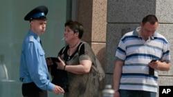 Trên khắp nước Nga, 60% đàn ông và khoảng 25% phụ nữ hút thuốc lá.