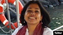 Pekerja bantuan India, Judith D'Souza telah dibebaskan di Afghanistan (foto: dok).