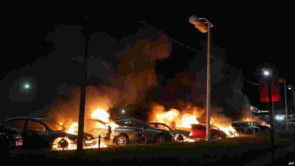 Ferguson, Missuri shtati... Irqchilikka qarshi namoyishlar, zo'ravonliklar