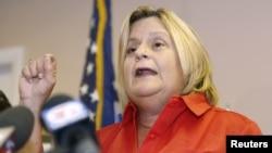 La representante republicana por Florida, Ileana Ros-Lehtinen, está entre los legisladores patrocinadores de la nueva resolución de condena a Venezuela.
