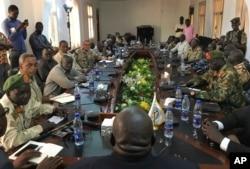 S. Sudan Rebels Urge Pressure on Kiir to Fund Peace Implementation