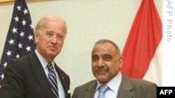 معاون ریاست جمهوری آمریکا با مقامات عراقی گفت و گو کرد