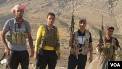 Yezidi Resistance Force