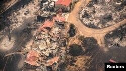 Požari su uništili stotine objekata u državi Viktorija