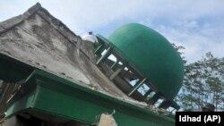 Cava adasındaki son büyük deprem 25 Ocak 2014'te yaşanmıştı