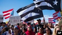 Varios días de protestas populares contra la gestión del gobernador Ricardo Roselló ha puesto a la isla en los titulares, después de que salieran a la luz pública mensajes ofensivos en chats con sus asesores.