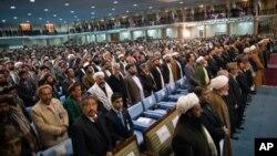 支爾格大會正在阿富汗首都喀布爾舉行﹐塔利班聲言對大會進行襲擊破壞。
