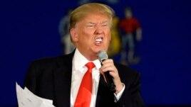Donald Trump përballë kritikave