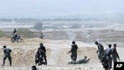 طالبانو په کندز کې ٨ پولیس ووژل