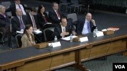 美國國會下屬的美中經濟與安全審議委員會(USCC)星期四舉行聽證警惕中國軍備危險信號