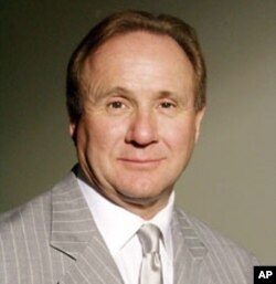 Michael Reagan says his father's painful struggle with Alzheimer's raised his awareness of the disease