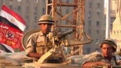 США приостановили поставки вооружений в Египет