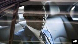 Le président Teodoro Obiang Nguema Mbasongo