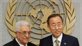 Etat palestinien : Abbas soumet une demande d'adhésion à l'ONU