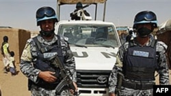 Lực lượng gìn giữ hòa bình ở vùng bất ổn Darfur, Sudan