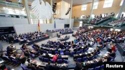 Suasana sidang parlemen di Bundestag, Berlin, Jerman (Foto: dok).
