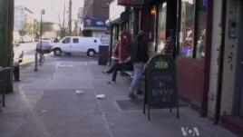 Stanovnici Bruklina u Njujorku pogodjeni olujom Sendi željno iščekuju pomoć za saniranje štete