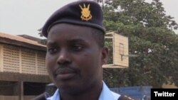 Umuvugizi w'igipolisi Pierre Nkurikiye
