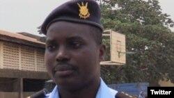 Pierre Nkurikiye avugira ubushikiranganji bw'umutekano