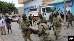 Êrîşa Dijawar ya Otombila Bomberkirî li Paytext Magadîşo- Somaliya