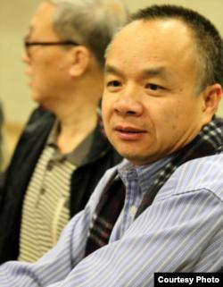 中国法律专家陈小平(本人提供)