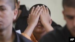 شماری از اطفال در مراکز اصلاح به جرم قصد حملات انتحاری نگهداری می شود