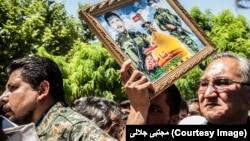 شمار جنگجویان افغان در سوریه بین ۱۰ هزار تا ۲۰ هزار نفر تخمین زده شده است.