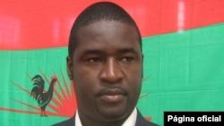 Liberty Chiyaka, Secretário Provincial Unita no Huambo, Angola