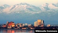 Thành phố Anchorage
