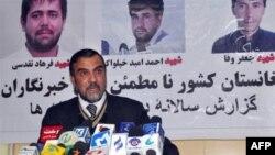 د افغان خبریالانو د ملاتړ ټولنې نۍ د طالبانو دخبرونو د خپرولو پرېکړه ستایلې ده