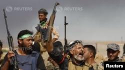 Tikrit yakınındaki Tal kasabasına girmeye çalışan Şii milisler