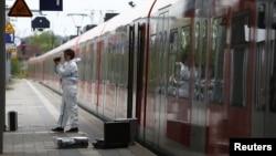 جوان ۱۷ ساله افغان با تبر و چاقو به مسافران قطاری در آلمان حمله کرده بود.