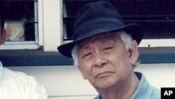 Phạm Duy. Ảnh Nguyễn-Xuân Hoàng