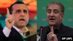 صالح: د پاکستان هوايي ځواک د طالبانو په ملاتړ افغانستان کې فعالیت پیل کړی.