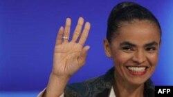 Marina Silva, candidata presidencial podría derrotar a Dilma Rousseff en segunda vuelta.