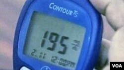 لزوم قطعی سنجش قندخون بیماران دیابتی