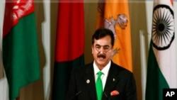 巴基斯坦总理吉拉尼(资料照片)