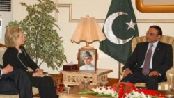 موافقت پاکستان با بازرسی آمريکا از مخفيگاه بن لادن