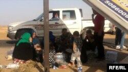 Мешканці захопленого ісламістами Мосула втікають до Курдистану