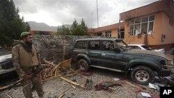 آرشیف: انفجاری در ولایت پروان