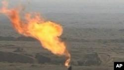 伊朗一油田(資料照)