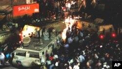مصر میں مسلمانوں اور عیسائیوں کے درمیان جھڑپیں، 9 ہلاک